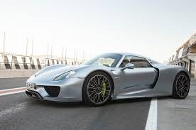 porsche 918 spyder on the road porsche 918 spyder weissach