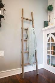 wooden display ladder magnolia chip joanna gaines