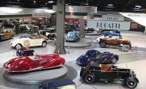 the mullin automotive museum in paris recreates the 1930 u0027s auto