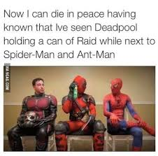 Deadpool Memes - 16 saucy deadpool memes to pump you up for the sequel memebase