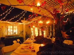 elements for creating outdoor rooms summer time or any thanksgiving