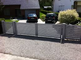 alumax uk aluminium contemporary fencing