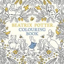 big peter rabbit colouring book beatrix potter sticker books