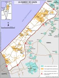 Blank Map Of Israel And Palestine by Impressum
