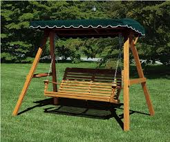 outdoor swing gliders with canopy outdoor furniture design and ideas