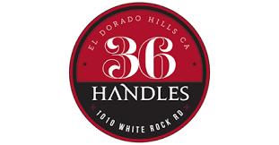 Round Table El Dorado Hills 36 Handles Pub Delivery In El Dorado Hills Ca Restaurant Menu