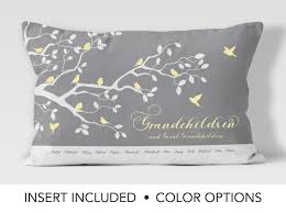 grandmother gift great grandmother gift pillow gift great