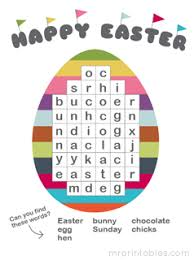 printable paper puzzles printable puzzles for easter mr printables