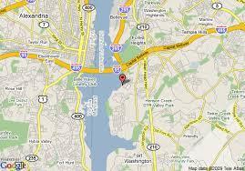 national harbor map map of residence inn national harbor washington dc oxon hill