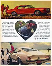 ford mustang ads pin by klaus hoffmeister on ford mustang