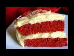 recipe of red velvet cake youtube
