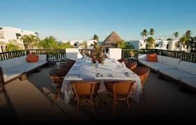 ambergris caye dining las terrazas resort o restaurant in belize