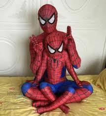 Spiderman Halloween Costumes Kids 2016 Spiderman Costume Mascot Spiderman Suit Kids Lycra Spider Man