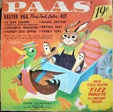 paas easter egg dye 31 best vintage easter egg dye kits images on vintage