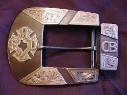Handmade Belts And Buckles - handmade buckles