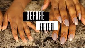 how to get the perfect manicure at home mikeyaonly youtube