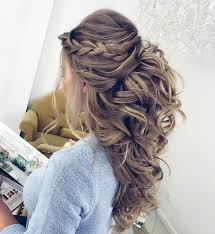 pintrest hair half up half down wedding hairstyles best 25 half up half down