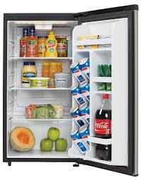 Bedroom Hide Small Refrigerator Amazon Com Danby Dar033a6bdb 3 3 Cu Ft Compact All Refrigerator