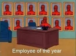 Spiderman Desk Meme - spiderman desk meme blank