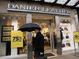 danier leather outlet how the rise of parkas in canada led to the downfall of