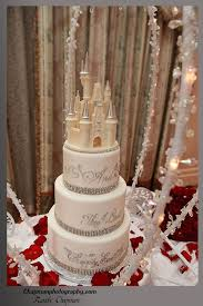 wedding cake castle white chocolate disney castle wedding cake topper disney