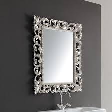 specchi con cornice specchio con cornice barocca
