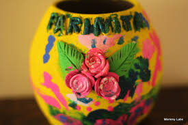 Clay Vase Painting Painting Clay Pot And Seeking Creative Freedom