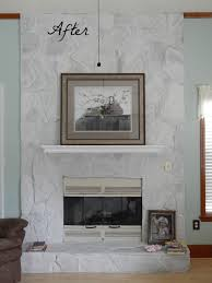 all things beautiful fireplace makeover 2