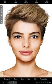 try hairstyles on my picture mary kay virtual makeover android apps on google play