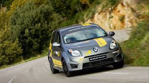 renault rally renault twingo rs entry level rally cars announced