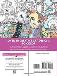 amazon creative haven creative cats coloring book