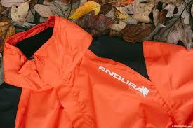 orange waterproof cycling jacket ultralight rain jackets bikepacking com