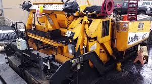 used asphalt pavers for sale asphalt paving equipment