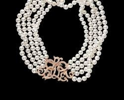 pearl monogram necklace 23 best ralph images on jewelry gold