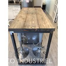 table haute cuisine design exceptional table haute ilot central 2 cuisine ilot table luxe