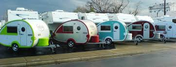 Teardrop Camper With Bathroom Camper Types Best Small Campers