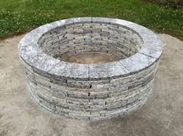 Fire Pit Kits For Sale by Fire Pits Granite Fire Pit Fire Pit Kit Outdoor Fire Pit
