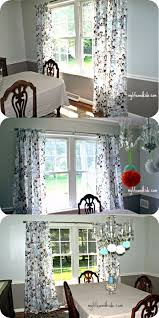 Make Curtains Out Of Sheets Elegant Ways To Décor Your Home With Diy Curtains This Summer