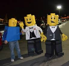 Kids Lego Halloween Costume Fans Lego Play Kids Allowed Holiday