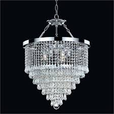 harrison lane 5 light crystal chandelier light flush mount crystal chandelier light fixture sputnik