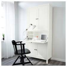 table bureau ikea hemnes bureau with add on unit white stain 89x198 cm ikea