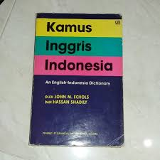 Kamus Bahasa Inggris Kamus Bahasa Inggris Indonesia Buku Alat Tulis Buku Pelajaran