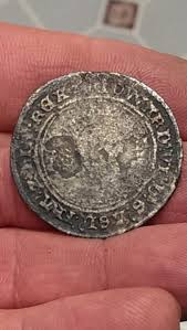 watch treasure hunter finds 400 year old english coin in victoria