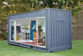 need extra room rent a shipping container for your backyard