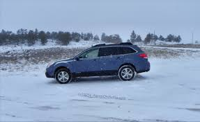 teal subaru outback driving in wyoming interior review of the 2014 subaru outback