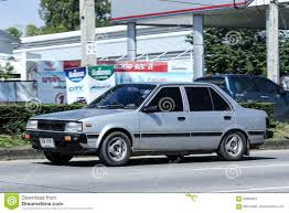 nissan sunny old model private old car nissan sunny editorial photography image 82984822