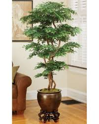 artificial decorative trees for the home rjlawn1 l shop artificial decorative trees 9 pine alpine ishoppy