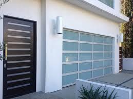 Modern Overhead Door by Frosted Glass Garage Door Choice Image Glass Door Interior