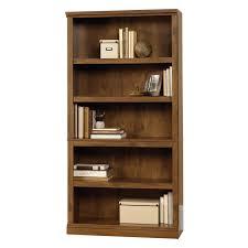 Sauder Bookcase 5 Shelf by Sauder Miscellaneous Storage 5 Shelf Bookcase Walmart Com