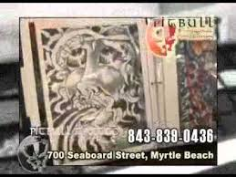 myrtle beach tattoo shops pitbull tattoo clinic youtube